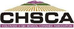 Colorado High School Coaches Association Logo